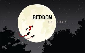 Artbook of REDDEN1