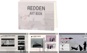 Artbook of REDDEN2
